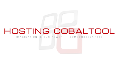 cobaltool pannello di controllo